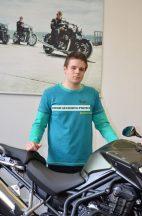 Motonica Race hosszú ujjas póló