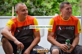 Korda Racing csapatpóló