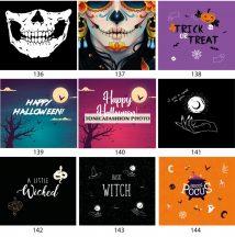 Mosható szájmaszkok Halloween