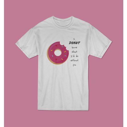 Donut póló