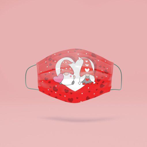 Szerelmes manók mosható szájmaszk