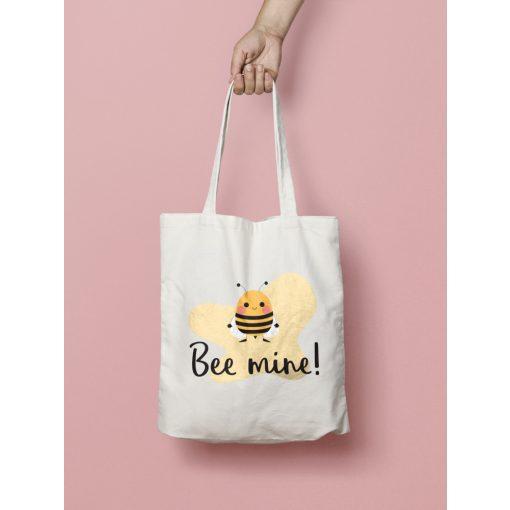 Bee mine vászontáska