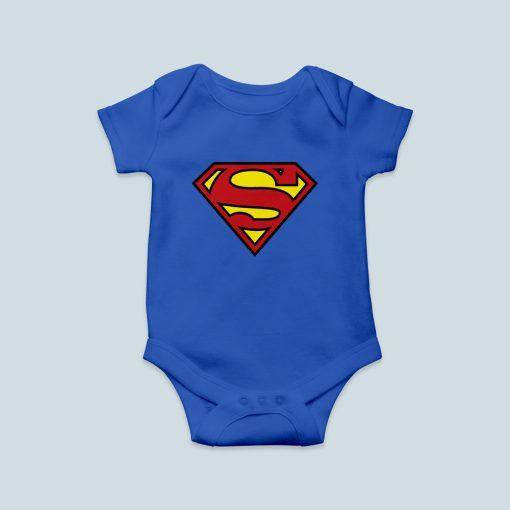 Superman baby body